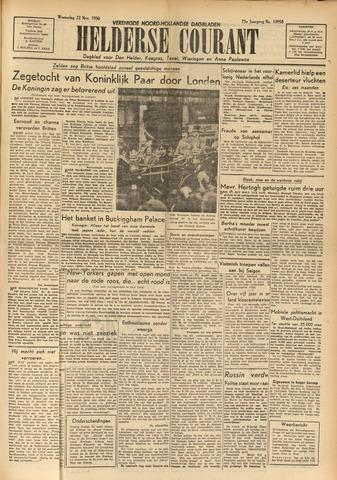 Heldersche Courant 1950-11-22