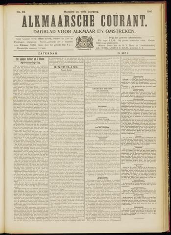 Alkmaarsche Courant 1909-05-15