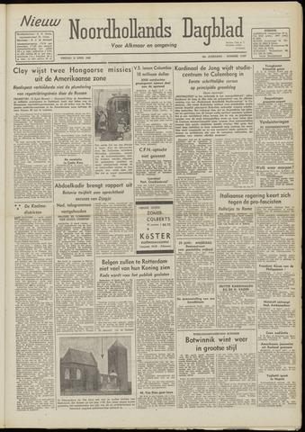 Nieuw Noordhollandsch Dagblad : voor Alkmaar en omgeving 1948-04-16