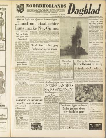 Noordhollands Dagblad : dagblad voor Alkmaar en omgeving 1961-10-04