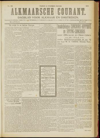 Alkmaarsche Courant 1918-07-15
