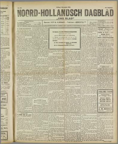 Ons Blad : katholiek nieuwsblad voor N-H 1922-11-03
