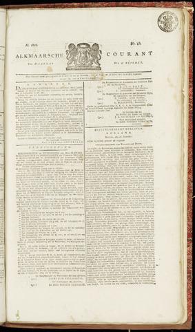 Alkmaarsche Courant 1826-10-23