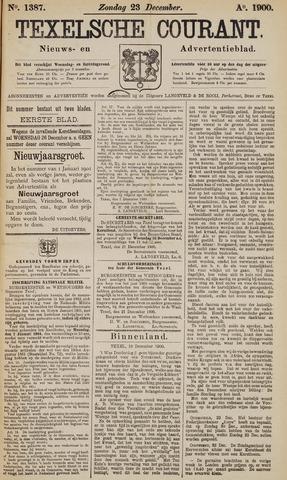 Texelsche Courant 1900-12-23