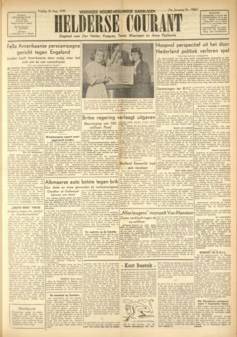 Heldersche Courant 1949-08-26