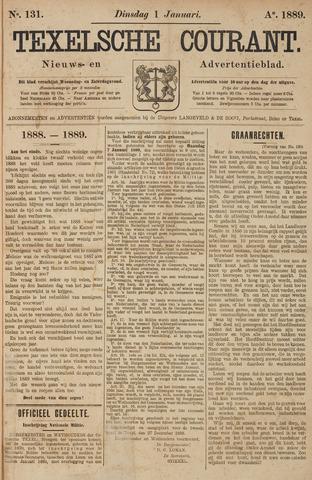 Texelsche Courant 1889