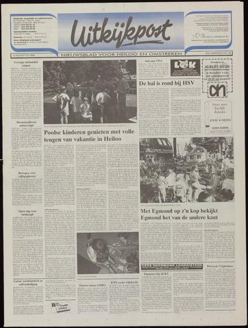 Uitkijkpost : nieuwsblad voor Heiloo e.o. 1998-08-12