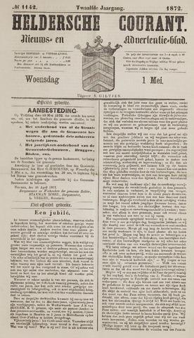 Heldersche Courant 1872-05-01
