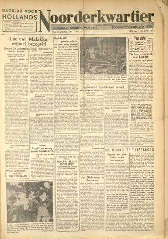 Heldersche Courant 1942-01-09