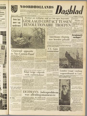 Noordhollands Dagblad : dagblad voor Alkmaar en omgeving 1961-04-20