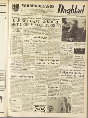Noordhollands Dagblad : dagblad voor Alkmaar en omgeving 1962-03-13