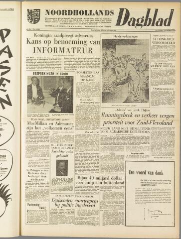 Noordhollands Dagblad : dagblad voor Alkmaar en omgeving 1959-03-14