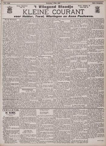 Vliegend blaadje : nieuws- en advertentiebode voor Den Helder 1906-05-05