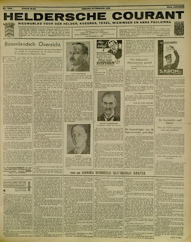 Heldersche Courant 1935-02-19