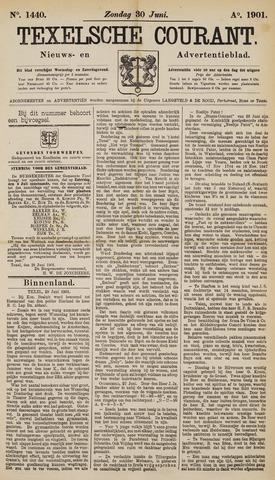 Texelsche Courant 1901-06-30