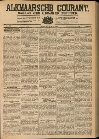 Alkmaarsche Courant 1930-07-15