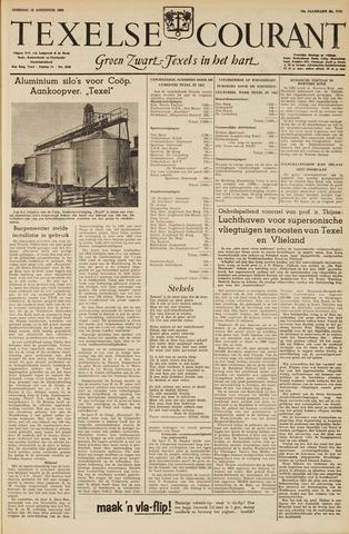 Texelsche Courant 1963-08-13