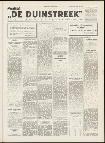 De Duinstreek 1952-05-16