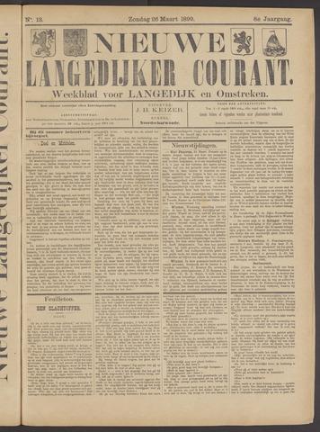 Nieuwe Langedijker Courant 1899-03-26