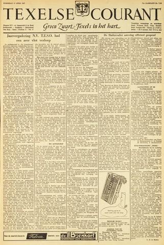 Texelsche Courant 1957-04-17