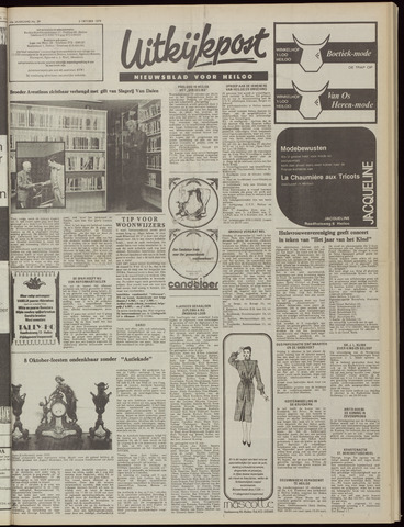 Uitkijkpost : nieuwsblad voor Heiloo e.o. 1979-10-03