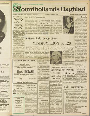 Noordhollands Dagblad : dagblad voor Alkmaar en omgeving 1965-12-24