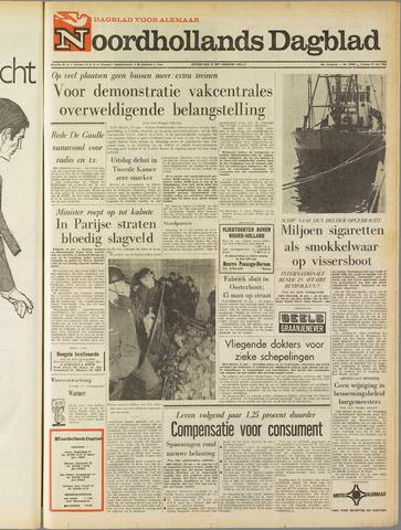 Noordhollands Dagblad : dagblad voor Alkmaar en omgeving 1968-05-24