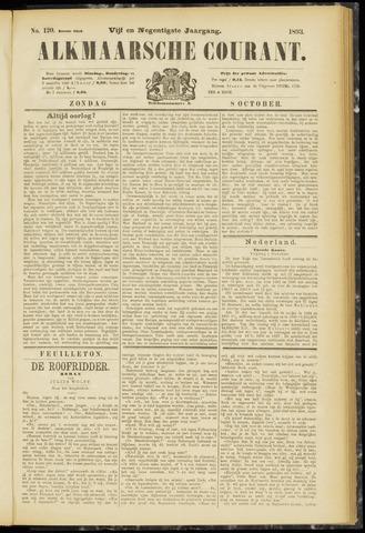 Alkmaarsche Courant 1893-10-08