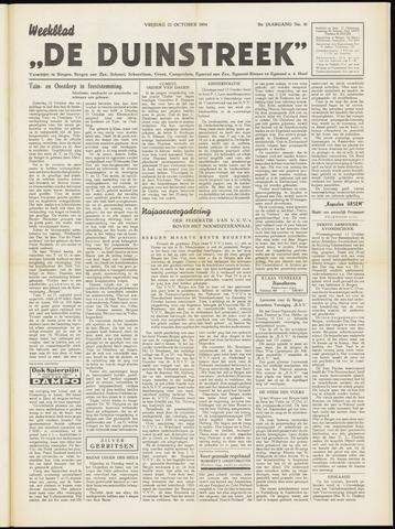 De Duinstreek 1954-10-22