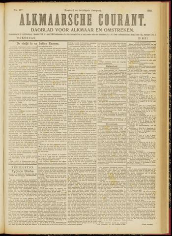 Alkmaarsche Courant 1918-05-22