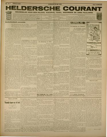 Heldersche Courant 1933-05-20