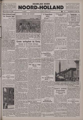 Dagblad Noord-Holland, Schager editie 1942-05-21