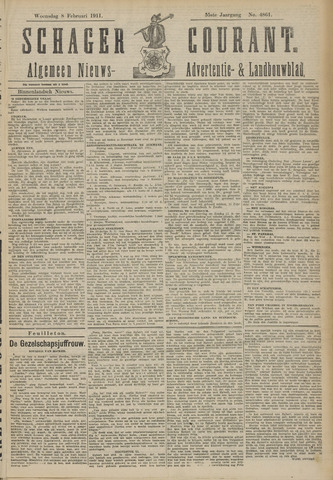 Schager Courant 1911-02-08