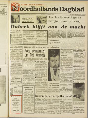 Noordhollands Dagblad : dagblad voor Alkmaar en omgeving 1968-08-27
