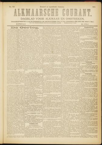 Alkmaarsche Courant 1917-07-10