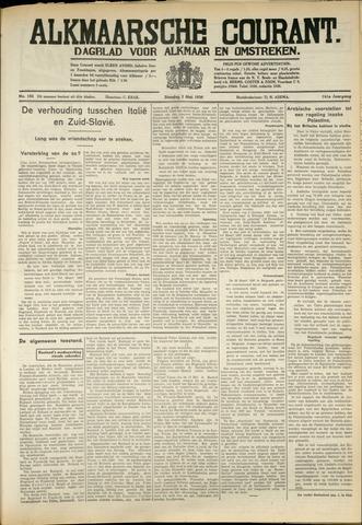 Alkmaarsche Courant 1939-05-02