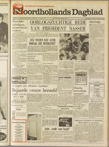 Noordhollands Dagblad : dagblad voor Alkmaar en omgeving 1967-05-27