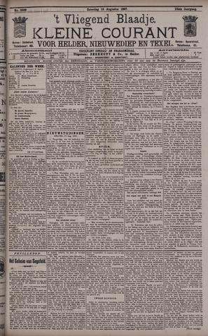 Vliegend blaadje : nieuws- en advertentiebode voor Den Helder 1897-08-14