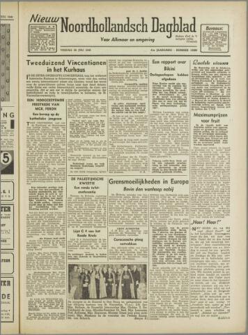 Nieuw Noordhollandsch Dagblad : voor Alkmaar en omgeving 1946-07-26