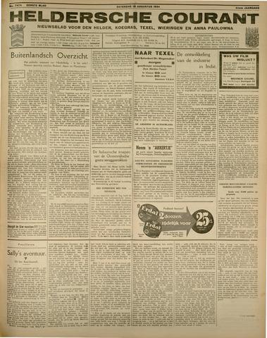 Heldersche Courant 1934-08-18