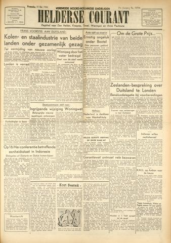 Heldersche Courant 1950-05-10