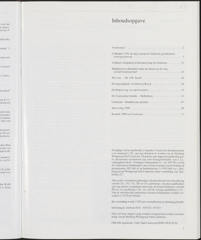Jaarboek Oud Castricum 1999-11-01