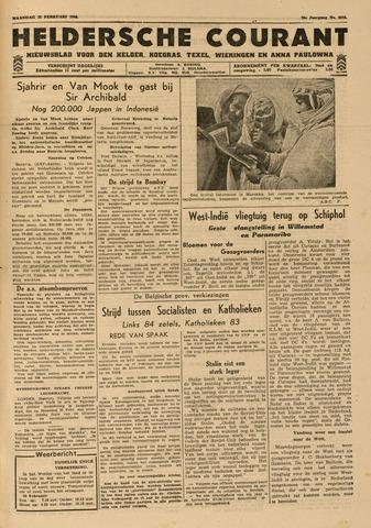 Heldersche Courant 1946-02-25
