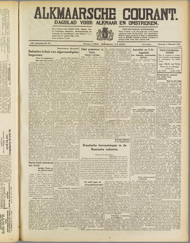 Alkmaarsche Courant 1941-02-04