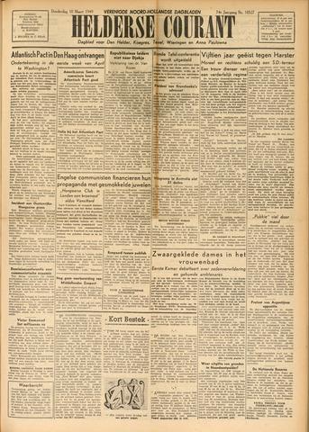 Heldersche Courant 1949-03-10