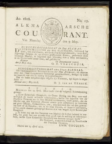 Alkmaarsche Courant 1808-05-09