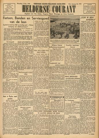 Heldersche Courant 1948-02-11