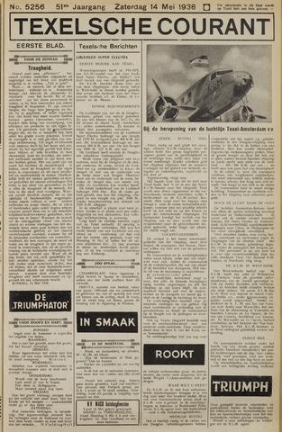 Texelsche Courant 1938-05-14