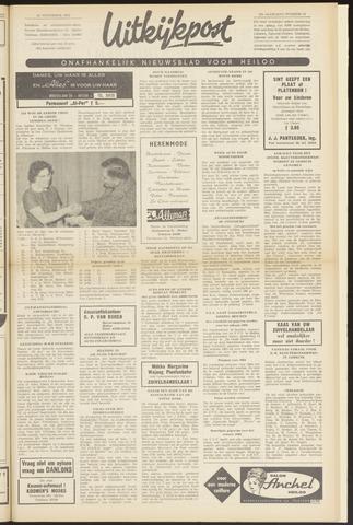Uitkijkpost : nieuwsblad voor Heiloo e.o. 1963-11-14