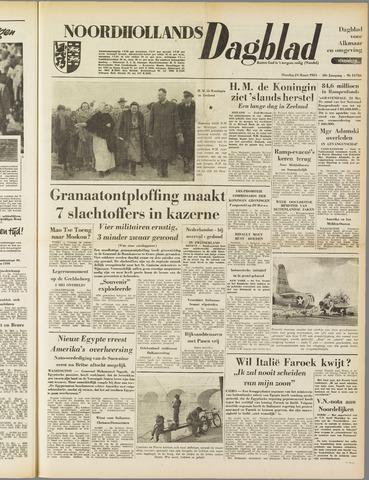 Noordhollands Dagblad : dagblad voor Alkmaar en omgeving 1953-03-24